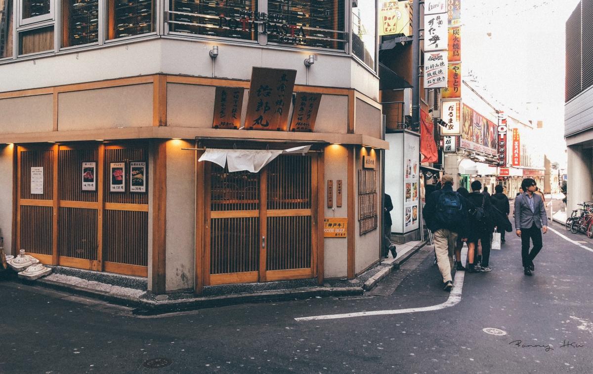 『食在東京』{澀谷}[千元以下]一個人立吞燒肉
